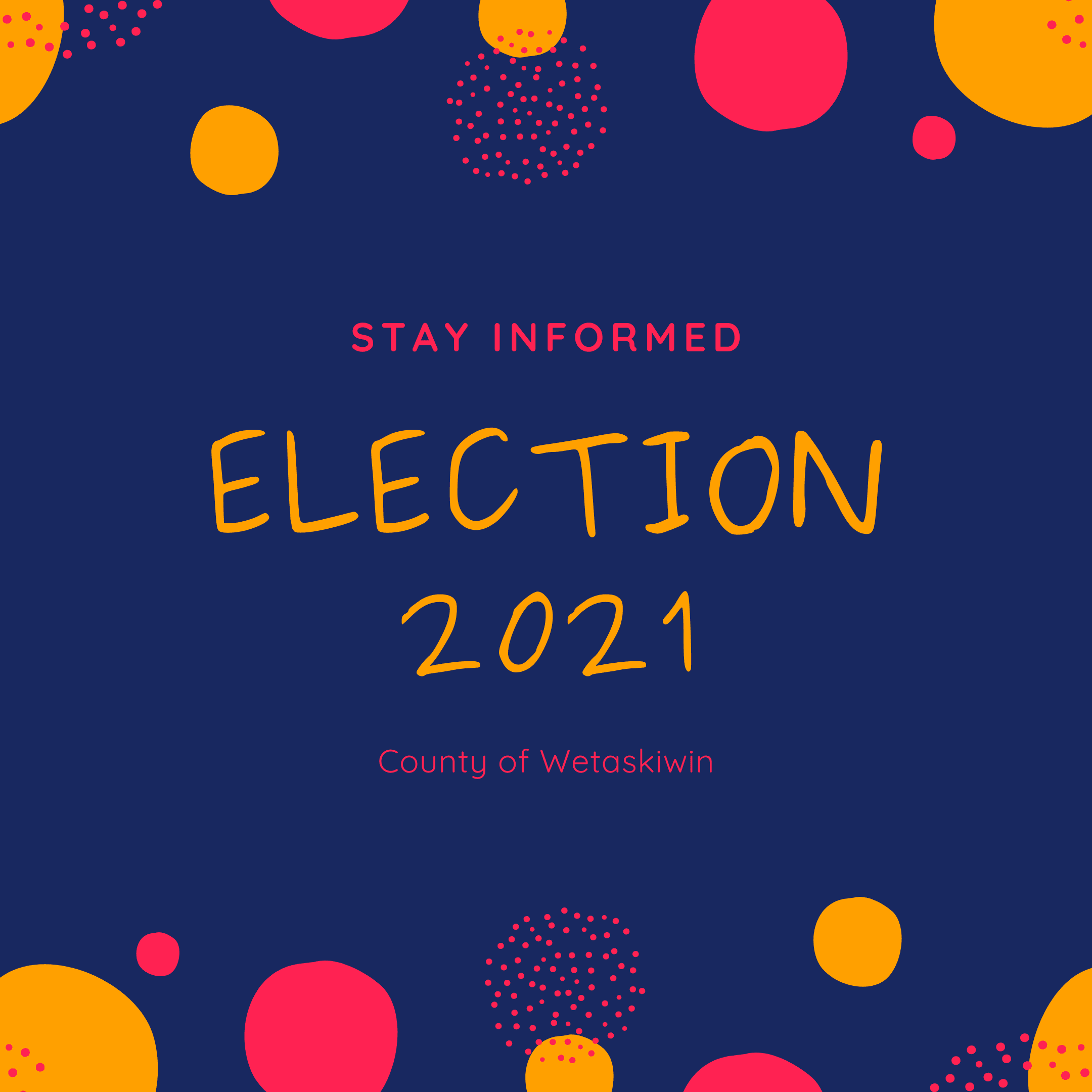 Elections 2021 image