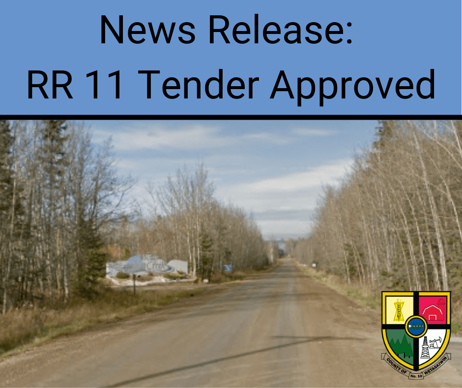 News Release_ Tender Approval RR 11